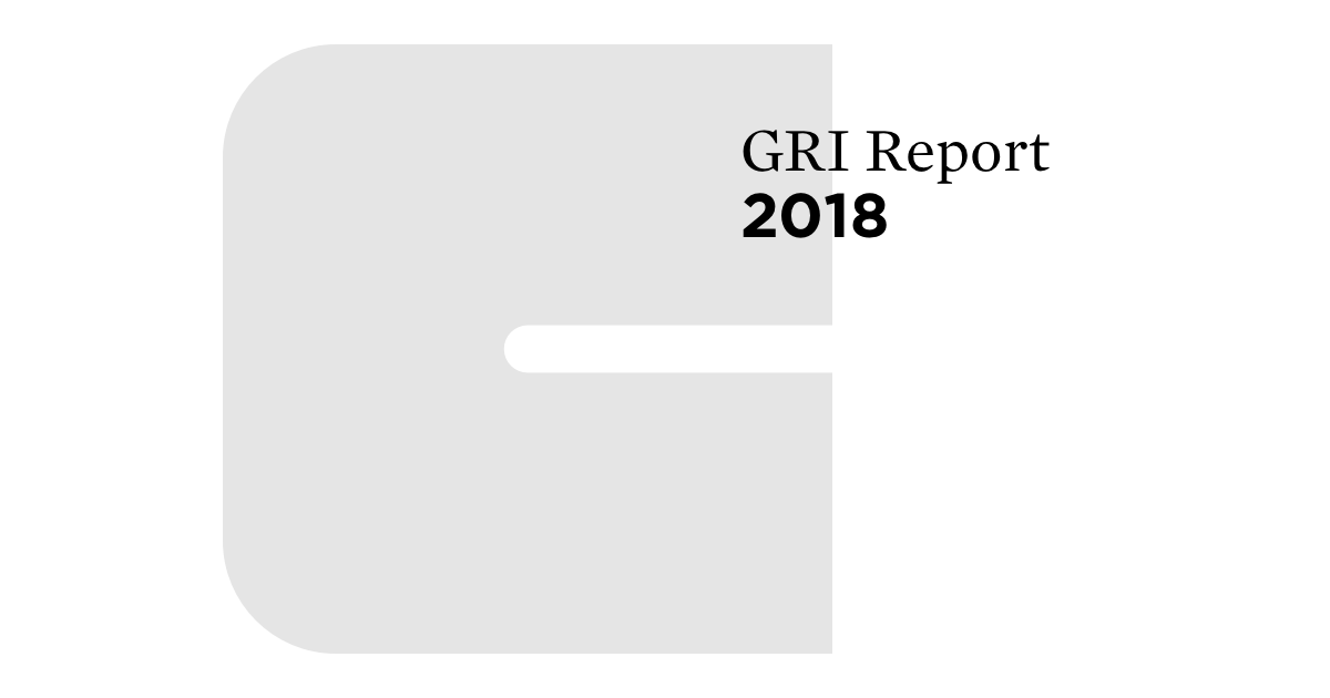 Material Topics - Clariant GRI Report 2018